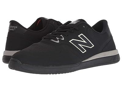 New Balance Numeric 420 (Black/Black) Men