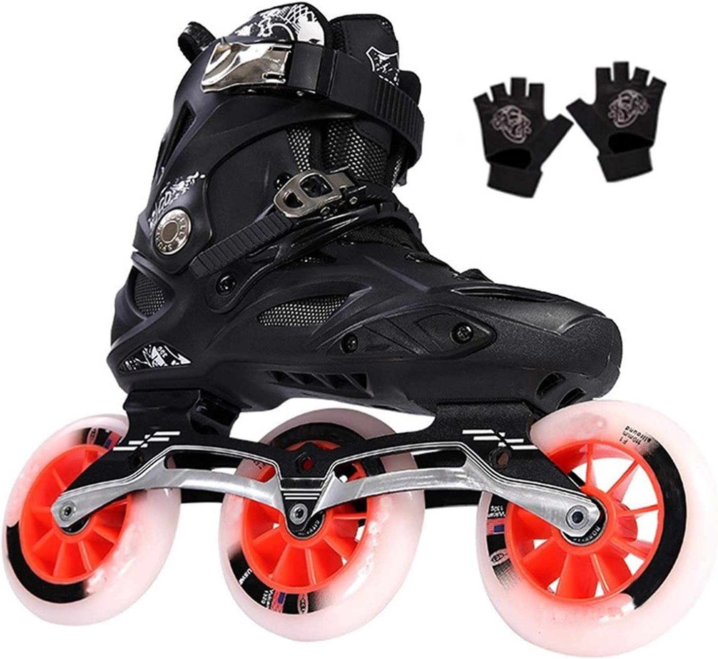 Fort Worth Mall mfw@wewe Max 54% OFF Outdoor Speed Inline Skates 110 Men Womens,Adult for