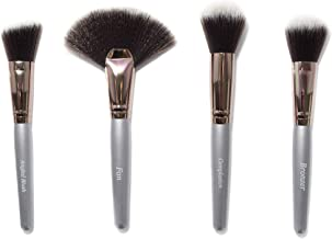 Tru Beauty, Makeup Brush Collection, Styling Tools - Pack of 4
