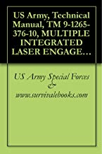 US Army, Technical Manual, TM 9-1265-376-10, MULTIPLE INTEGRATED LASER ENGAGEMENT SYSTEM (MILES), INDICATOR, SIMULATOR SYSTEM LASER TARGET INTERFACE DEVICE (LTID), NSN 1265-01-221-9438, 1989