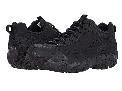 Oboz Firebrand II Low Leather (Black) Men