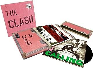 the clash 5 album studio set