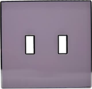 Amazoncom Purple Wall Plates Wall Plates Accessories Tools