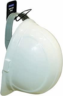 Horizon 5003 Heavy-Duty Steel Magnetic Mount Hard Hat Rack, 2-1/2