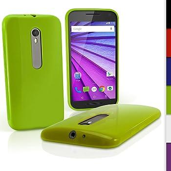 iGadgitz U3989 Funda de TPU Modelo U3989 Compatible con Motorola ...