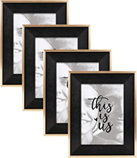 Copper Bronzed Mosaic Photo Frames Picture Frames Rockstar Style White Black