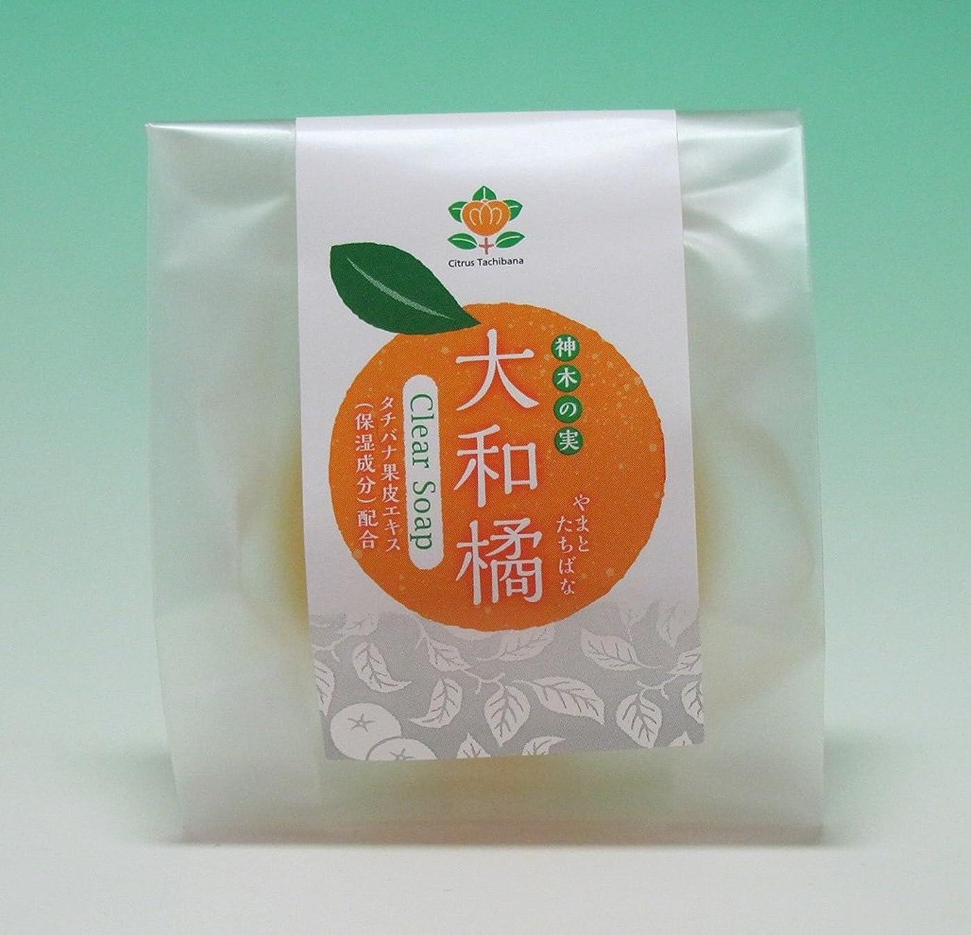 安定した変化教室神木の果実 大和橘枠練石鹸
