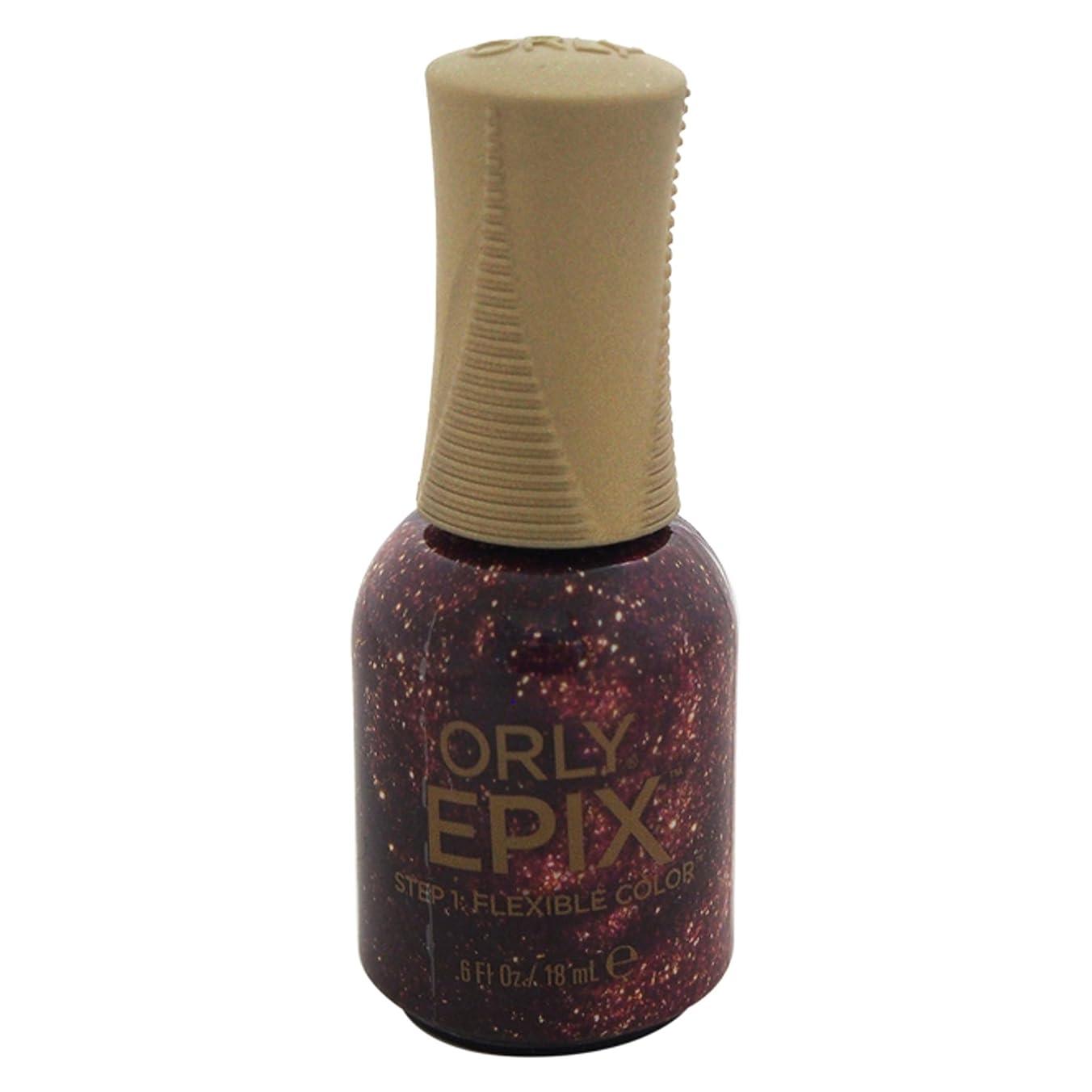 痛い依存するくちばしOrly Epix Flexible Color Lacquer - Leading Lady - 0.6oz / 18ml
