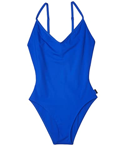 SHAN Chiba Scoop Front and Back One-Piece (Lagoon) Women