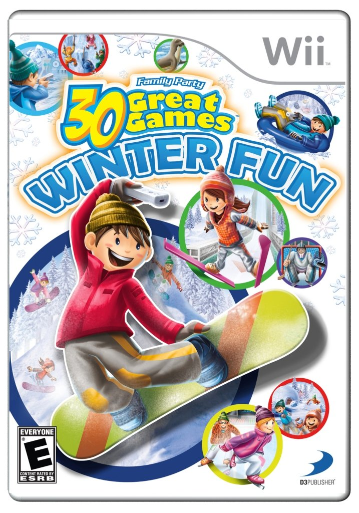 Nashville-Davidson Mall 35% OFF Family Party Winter Fun - Nintendo Wii