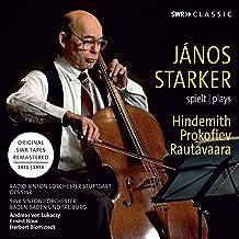 Janos Starker Plays Hindemith & Prokofiev