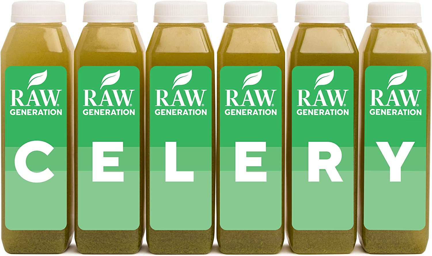 Morning Some reservation Celery Juice Daily Sale item Health by Generation Drink 6-Cou Raw