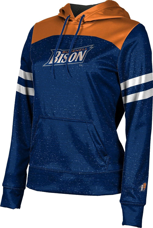 Bucknell University Girls' Pullover Hoodie, School Spirit Sweatshirt (Game Time)