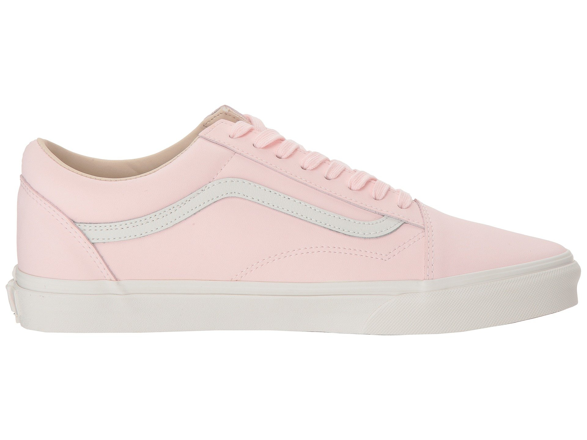blanc vansbuck De Old Blanc Skool™ Heavenly Pink Vans vZ8Bqq