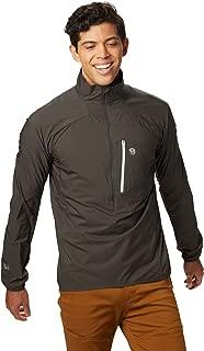 KOR Preshell Pullover Men's Lightweight Jacket Windbreaker for Running, Hiking, Climbing, and Everyday