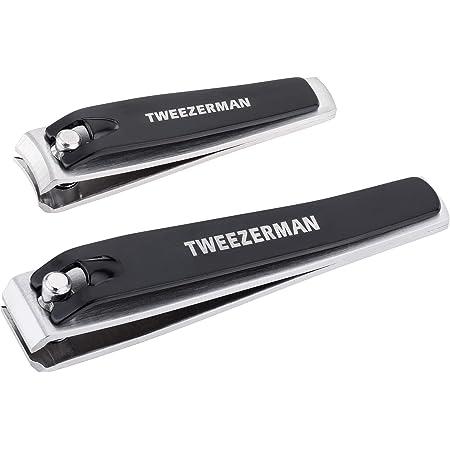Tweezerman Stainless Steel Nail Clipper Set Model No. 4015-R