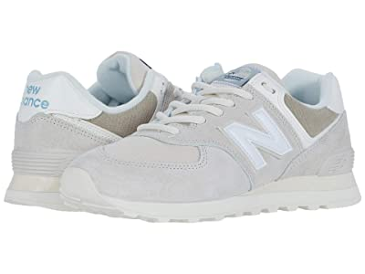 New Balance Classics ML574v2 (Moonbeam/Sea Salt) Men