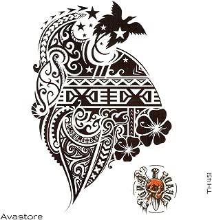 Tatuaje temporario Maori Maya tatuaje efímero Maya - Avastore ...