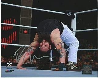 BRAY WYATT Signed WWE 8x10 Photo - Autographed Wrestling Photos
