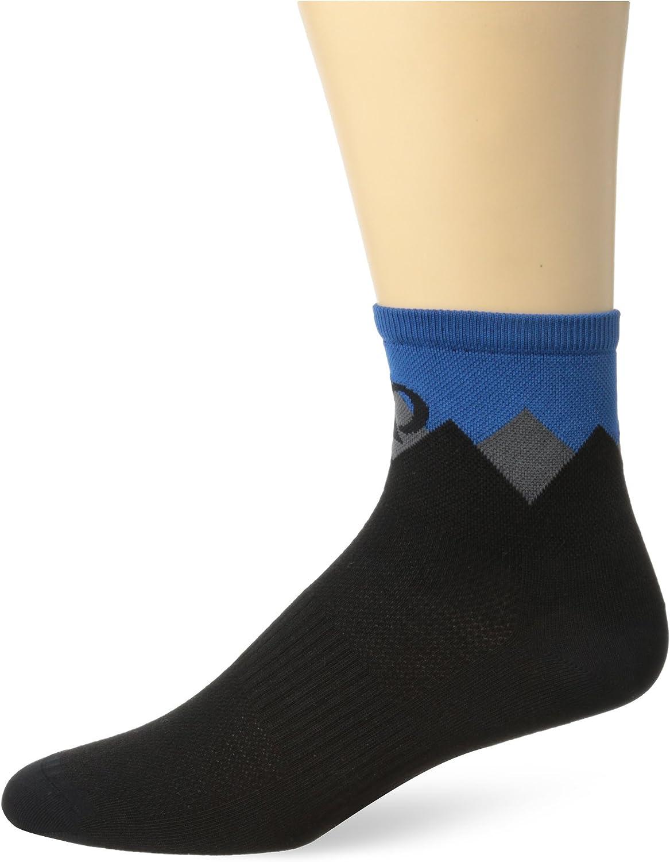 3X Pearl iZUMi Mens Low Socks White Elite Medium Shoe Size 6-8 MSRP $45