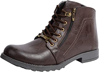 Andrew Scott Men's Synthetic Boots