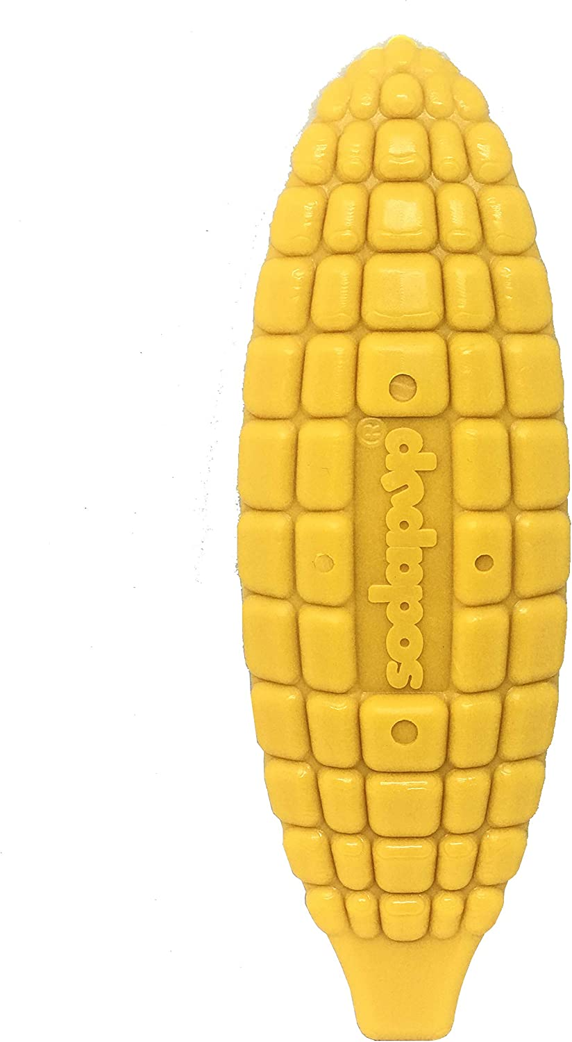 unisex SodaPup Corn On The Cob Dog - Toys Tough Durable T Many popular brands Toy