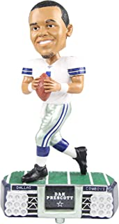 Dak Prescott (Dallas Cowboys) Stadium Lights Bobblehead by Foco