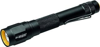 De.Power DP-014AA-C LED Alumimium 263 lm Flashlight, Black