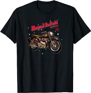 Vintage Royal Enfield Meteor Motorcycle