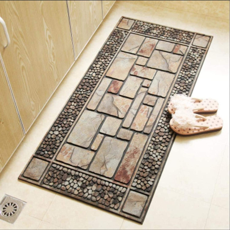 Doormats 'Mattresses'. Slip-Resistant Rubber mat in Carpets in Rooms Plastic Grating Door of The Soil, 1.