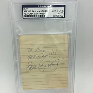 Rare Stevie Ray Vaughan