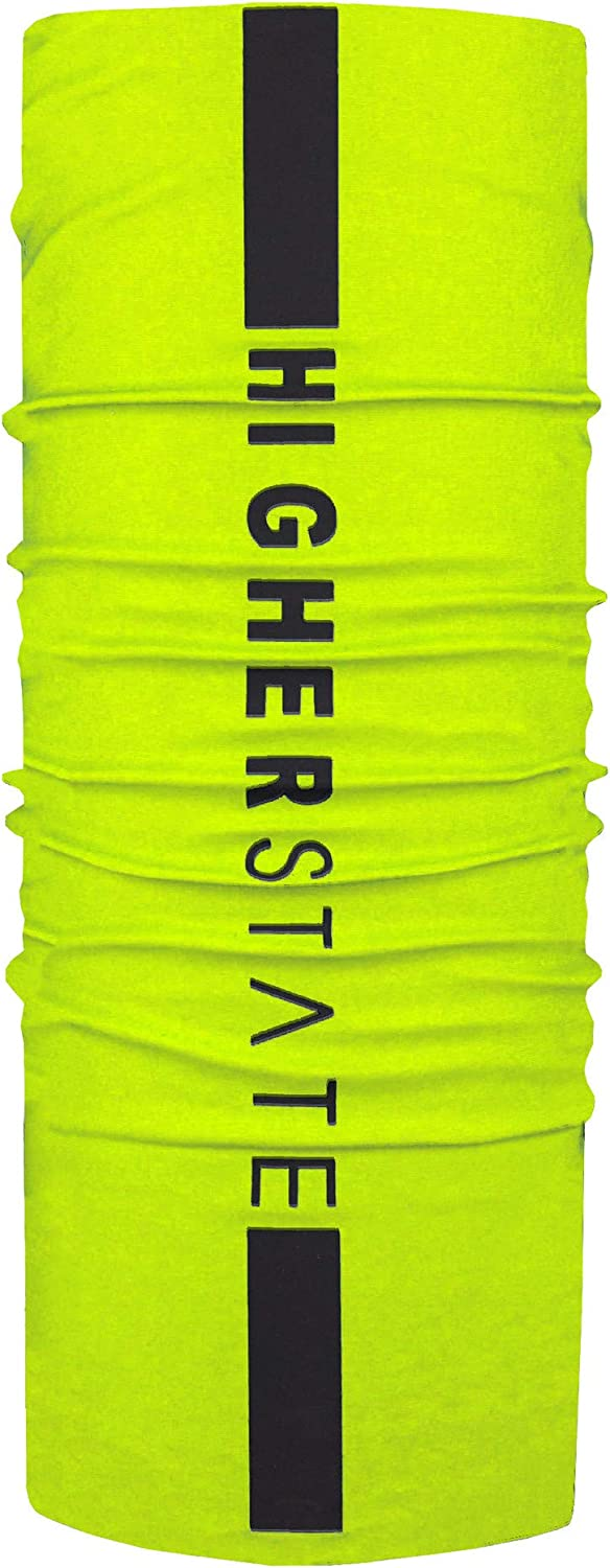 Higher State Reflective Neck Gaiter 2 Pack SS21