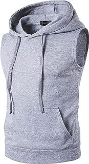 Best interstate apparel sleeveless hoodie Reviews