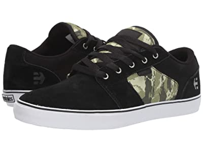 etnies Barge LS (Black/Green) Men
