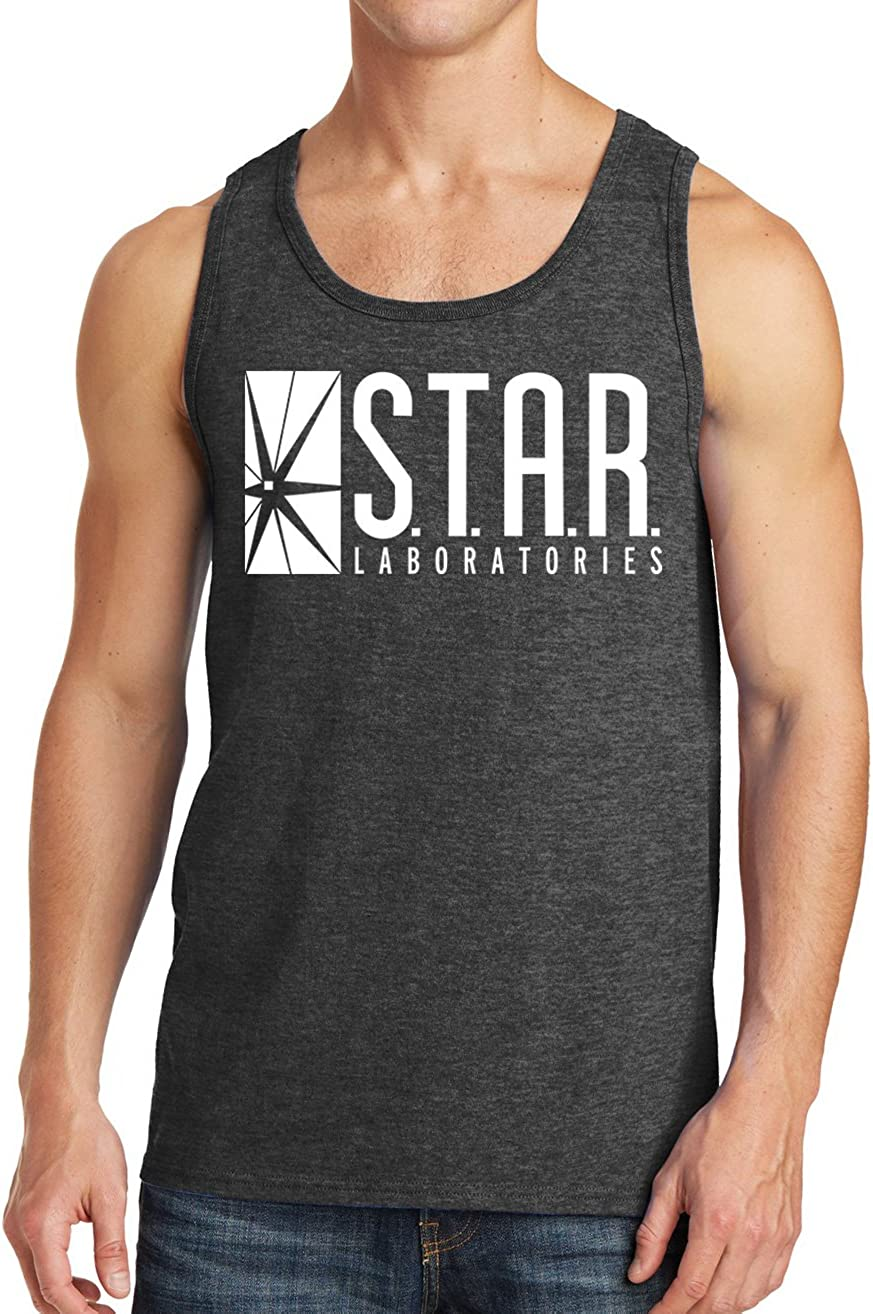 Star Labs 67% OFF of fixed price Price reduction Tank Tops - Laboratories Shirt