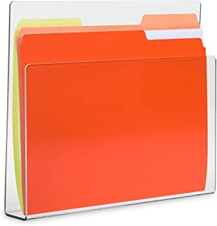 acrylic chart holder