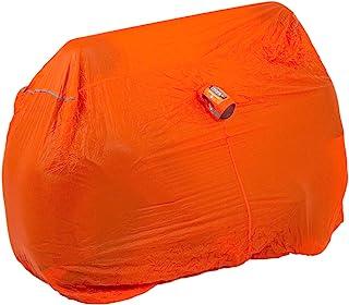 Lifesystems Unisex - Ultralight Survival Shelter voor volwassenen, 2 persoons product, oranje, 140 x 90 x 45 cm
