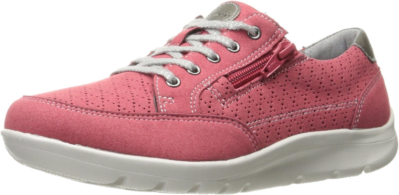 Rockport Womens Moreza Zip Tie Fashion Sneaker