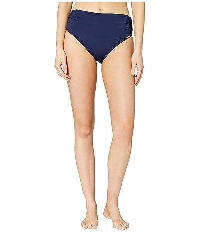 Vince Camuto Surf Shades Convertible High-Waist Bikini Bottoms (Deep Sea) Women