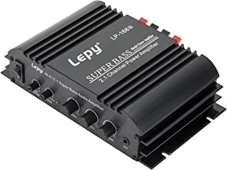 DollaTek LEPY LP-168S 2.1CH Super Bass HI-FI Audio Stereo eindversterker AMP voor auto motorfiets home audio apparaten LE...