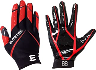 youth football catching gloves