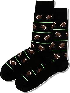 Men's Novelty Sporting Crew Socks