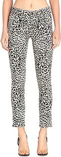 cheetah miss me jeans