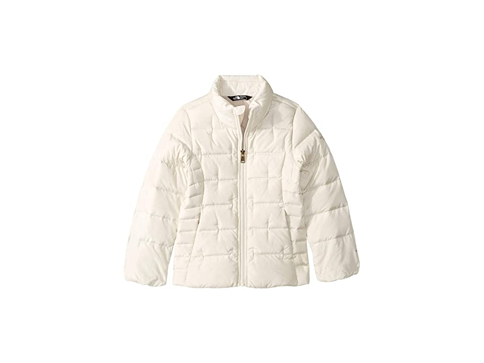 The North Face Kids Aconcagua Down Jacket (Little Kids/Big Kids) (Vintage White) Girl