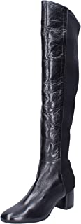 CARMENS Boots Womens Leather Black