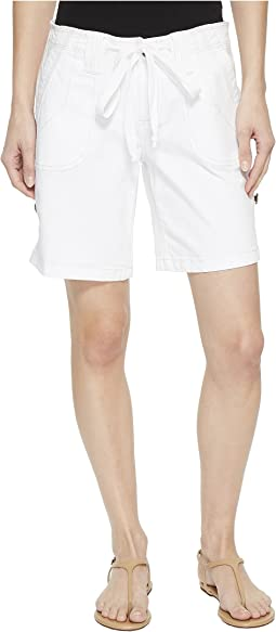 Adeline Twill Shorts