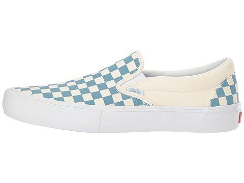 Pro WhiteAmbrosia Blue GumBlackout Black Slip White White Black Checkerboard Vans Checkerboard Canvas Independent White WhiteBlack Suede On Adriatic q871XEZ