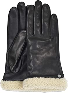 UGG Women's W Classic Leather Shorty Tech Glove