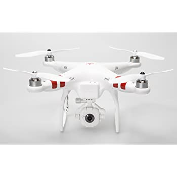 DJI Phantom FC40 Quadcopter with Wi-Fi FPV Video Camera (White) (Discontinued by Manufacturer)