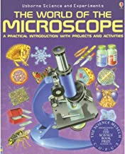 AmScope The World of the Microscope - A Practical Introduction with Projects and Activities
